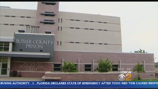 6 Butler Co. Prison Employees Exposed To Unknown Substance, Hospitalized