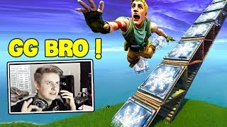 PRO TROLLING NOOBS #9 & Best of Fortnite Streams
