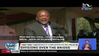 BBI Report: President Uhuru rebukes Tanga Tanga, accuse them of being selfish