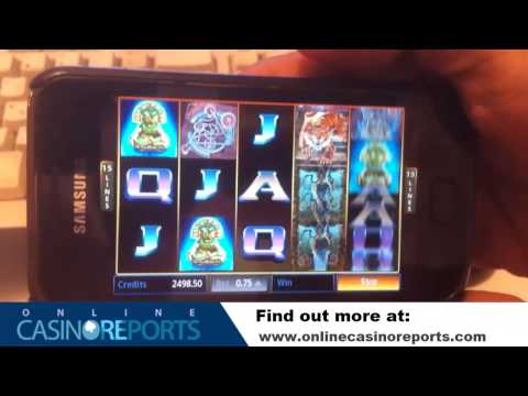 Mobile Casino Games For Android Casinos