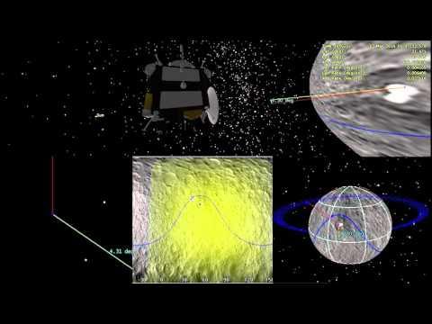 Occater Crater Radio Telescope