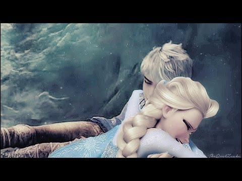 the one that i love [ Say something ] ~ Elsa x Jack Frost