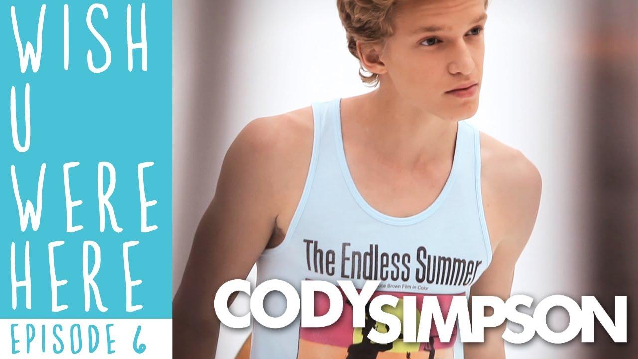 All Day Photo Shoot - Cody Simpson: Wish U Were Here Summer Series Episode #6
