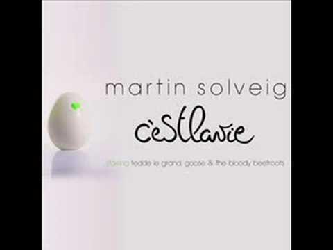 Martin Solveig - C'est La Vie (John Dahlback mix)