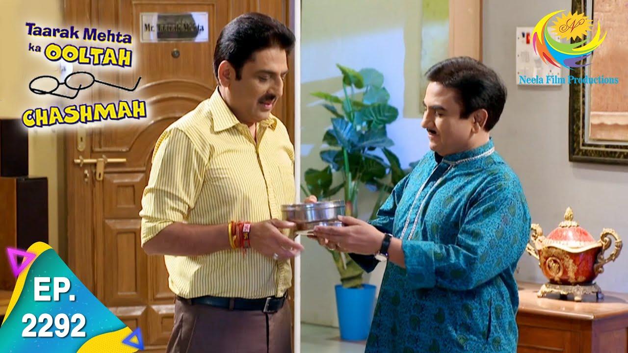 Download Taarak Mehta Ka Ooltah Chashmah - Episode 2292 - Full Episode