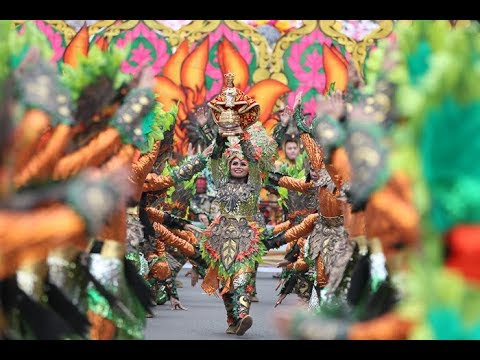 SINULOG MUSIC | SINULOG FESTIVAL ( CEBU CITY, PHILIPPINES ) Full HD