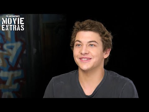 READY PLAYER ONE  Onset visit with Tye Sheridan