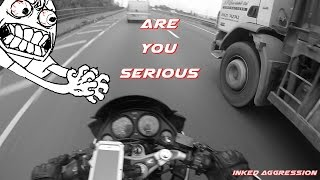 Tunnel Exhaust - Road Rage + Rant - Random Acts Of Kindness - 650 Versys