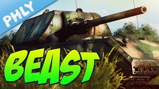 BOUNCE EVERYTHING...Well Almost | New Favorite Tank - MAUS Tank (War Thunder Tanks)