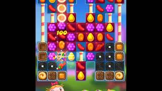 Candy Crush Friends Saga Level 729 - NO BOOSTERS 👩👧👦   SKILLGAMING ✔️