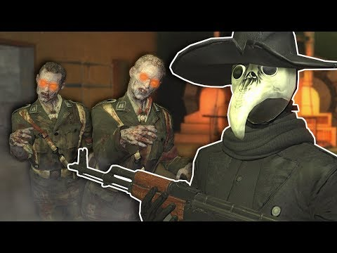COD ZOMBIES but in GMOD! - Garry's Mod Gameplay - Zombie Survival!