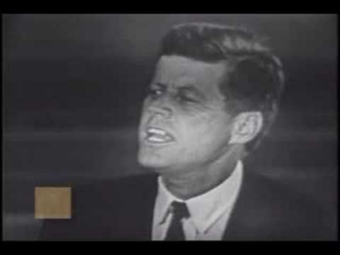 John F. Kennedy - Acceptance of the Democratic Nomination