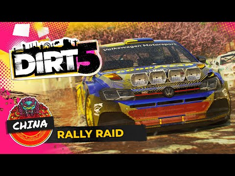 DIRT 5   Point-To-Point Racing Through China   Xbox Series X S, PS5