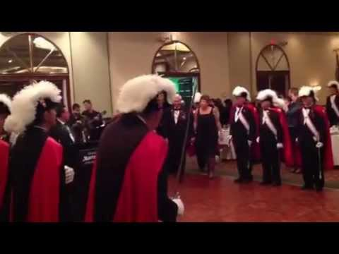 Knights of Columbus Fourth Degree Ceremony