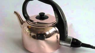 Russell Hobbs K1 kettle on the boil.wmv