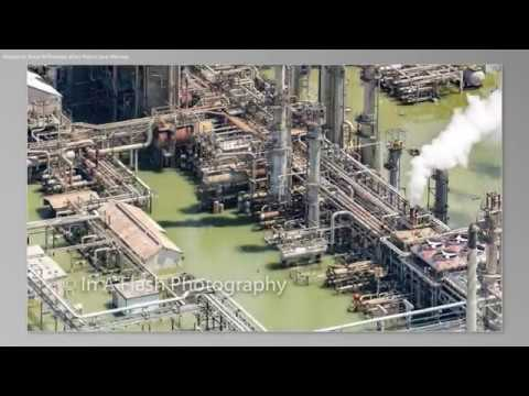 Houston Area Refineries ( After Hurricane Harvey )