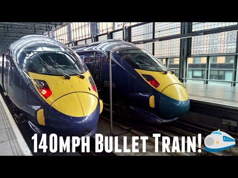 TRIP REPORT | Southeastern Class 395 Javelin | London St. Pancras to Ashford