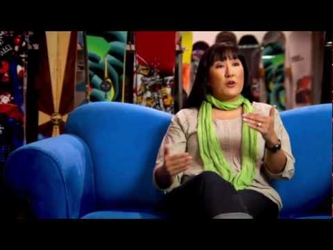 Evo La Presidente, Atsuko Tamura, Acting Debut In Columbia Bank Commercial!