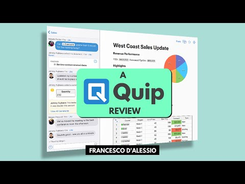 Quip: Team Documents | Full Review
