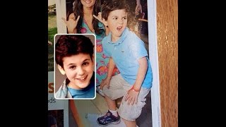 el hijo de Danica McKellar se parece a Fred Savage -  drako verta