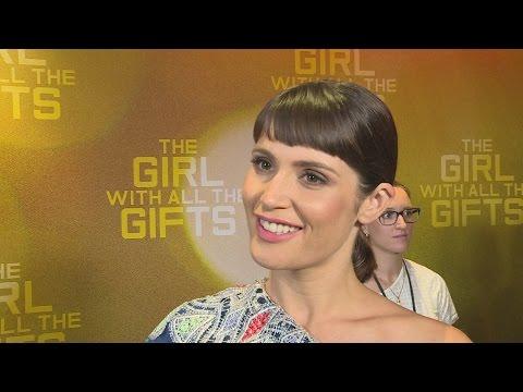 Gemma Arterton talks zombies and slapping Glenn Close