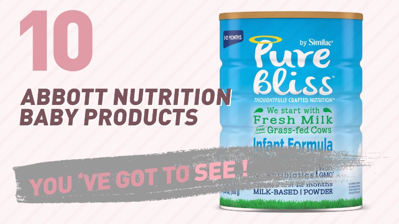 Abbott Nutrition Baby Products Video Collection // New & Popular 2017
