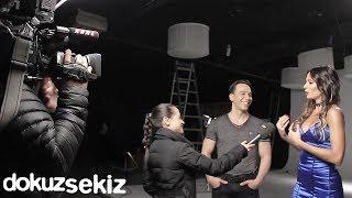 Mert Ali İçelli - Aman Aman (feat. Asuman Krause) Backstage