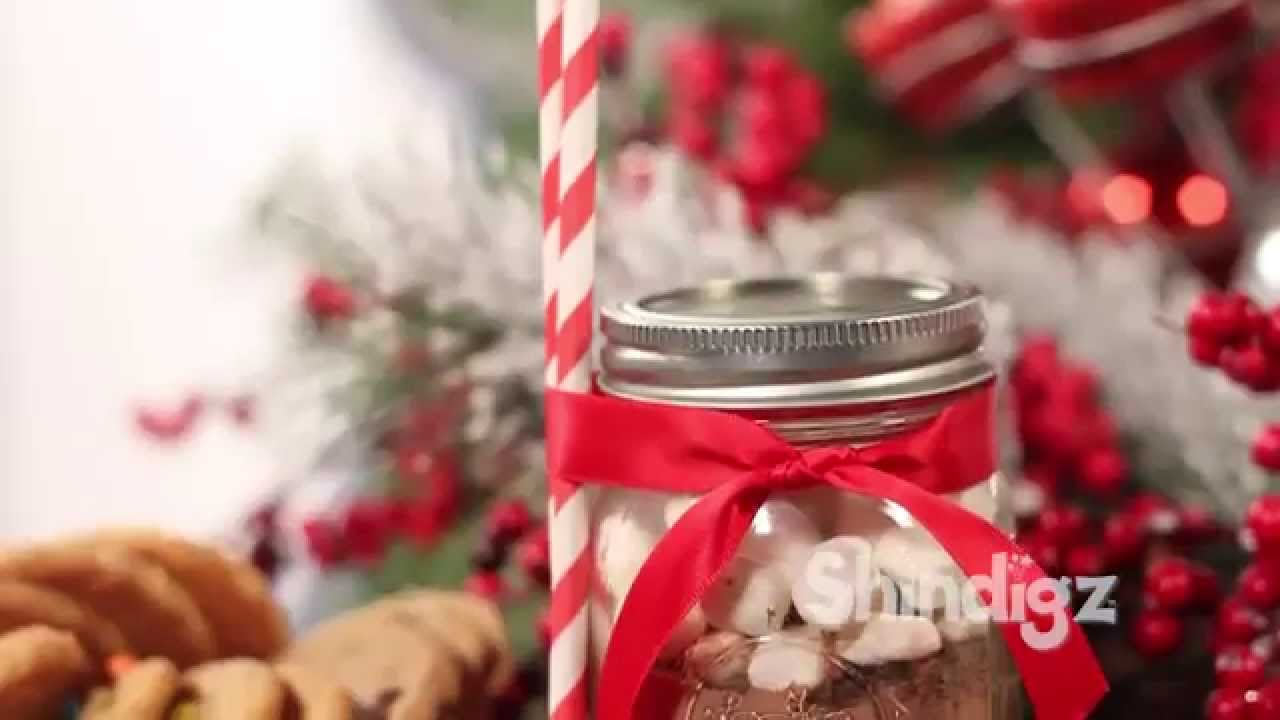 Unique Holiday Gifts Ball Jar Ideas Diy Gifts Shindigz Youtube