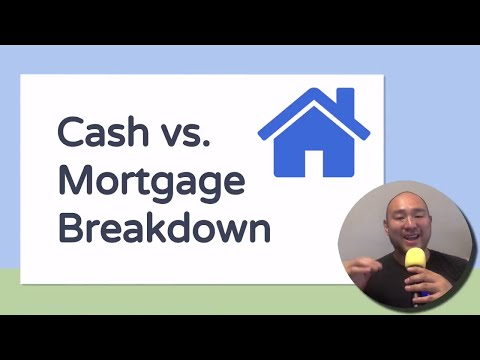 Buying a House in Cash vs. Paying Off a Mortgage Early