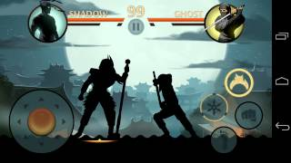 shadow fight 2 chapter 1 defeating lynx