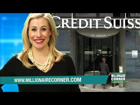 Credit Suisse Earnings, Job Report, White House Jumper - Today's Investor News