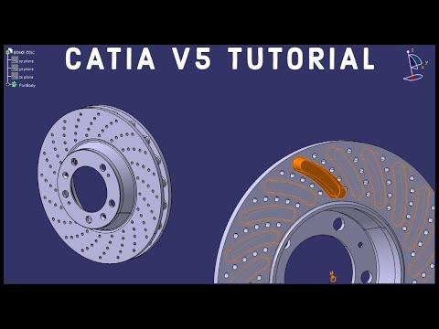 CATIA V5 Tutorial