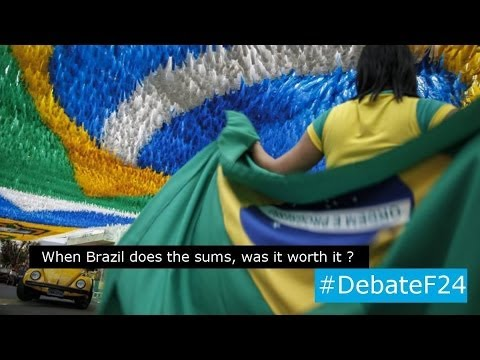 Fiesta or Fiasco? Brazil Aims to Pull Off a World Cup to Remember (part 2) - #F24Debate