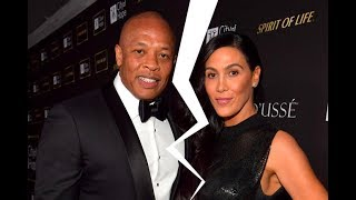 Dr. Dre's Wife Nicole Young Filed For Divorce After 24 Years Of Marriage.