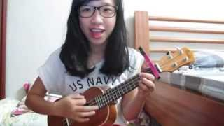 Medley :D 1 chord 11 songs by ukulele ~lalala~