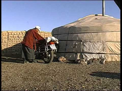 Bicycle Travel Russia Kazakhstan Mongolia total  2009