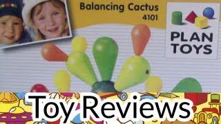 Balancing Cactus By Plan Toys
