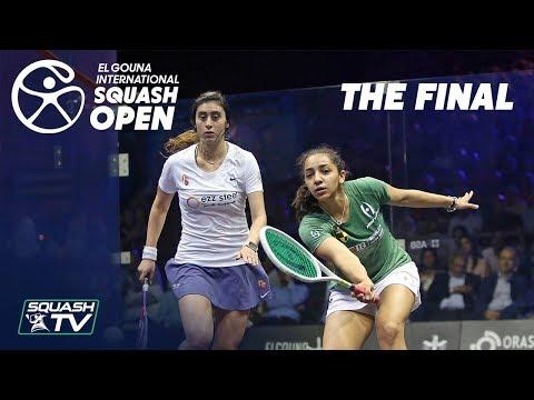 Squash: El Sherbini v El Welily - El Gouna International 2018 - Final