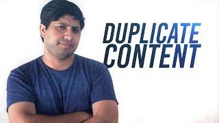 Duplicate Content | Technical SEO | डुप्लीकेट कंटेंट प्रॉब्लम
