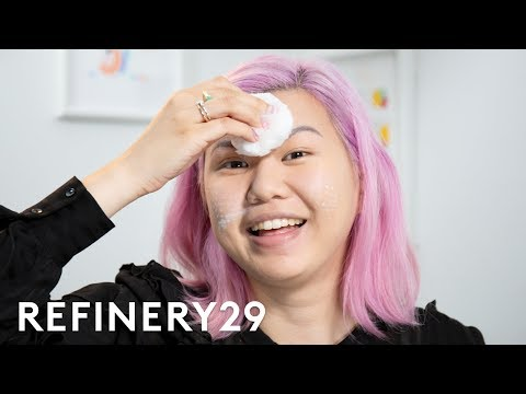 I Tried A Full Face Of Amazons Best-Selling Makeup | Beauty With Mi | Refinery29
