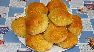 Любовь Зиброва. Картофельные булочки