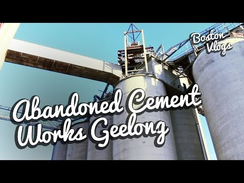 VLOG #84 | Abandoned Cement Works Geelong