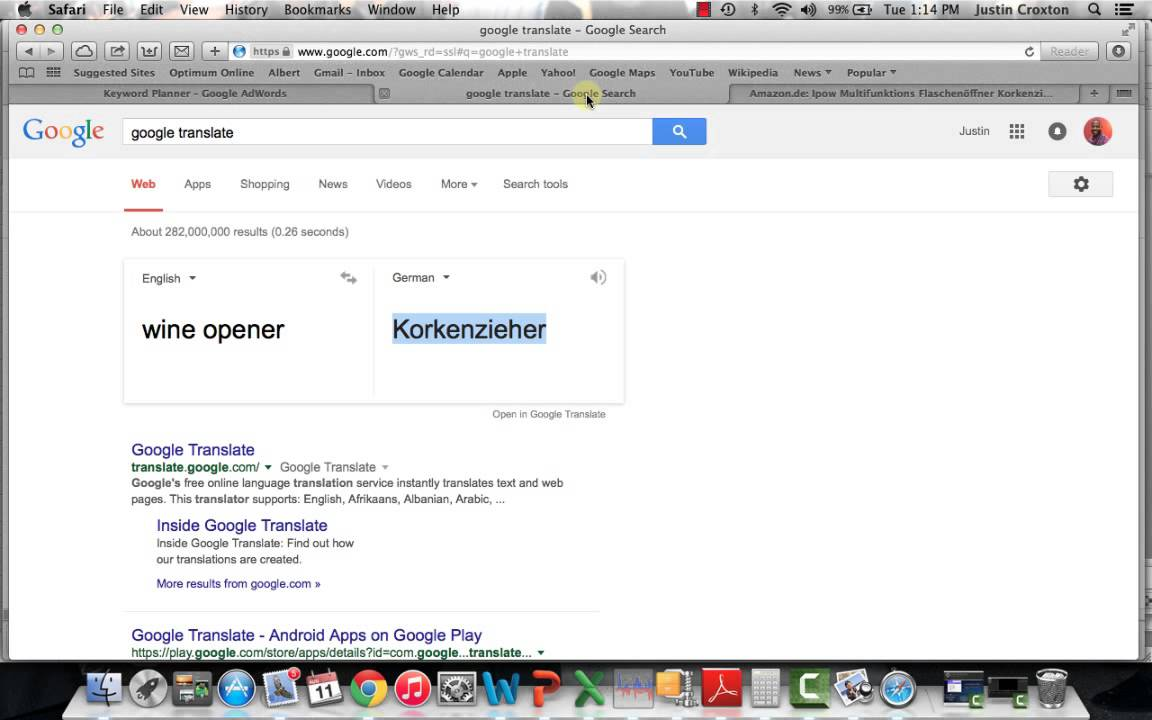 How To Use Keyword Planner & Google Translate To Research