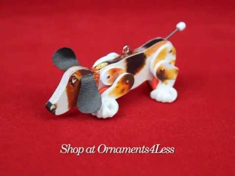 2011 Snoop 'n' Sniff - Shop At Ornaments4Less!