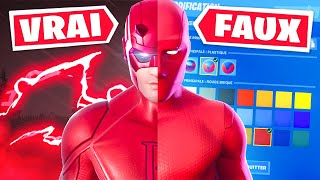 DAREDEVIL vs FAUX DAREDEVIL sur FORTNITE