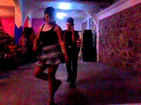 Mayte perroni- tu y yo (coreografia)