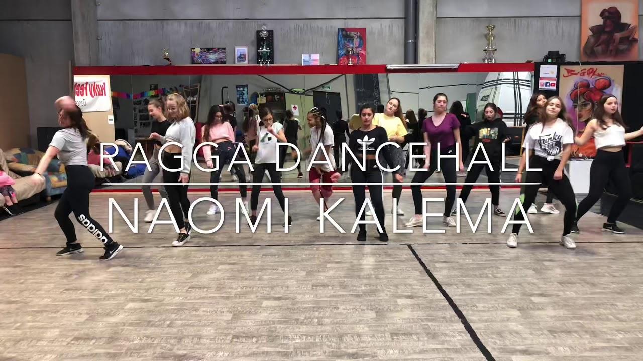 Ragga Dance Hall Classes - Naomi KALEMA   Funky Feet Academy