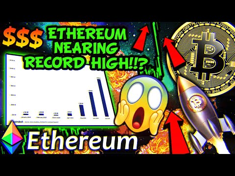 ETHEREUM WILL CREATE MILLIONAIRES IN 2021!!! BITCOIN $500,000 INEVITABLE!!!!