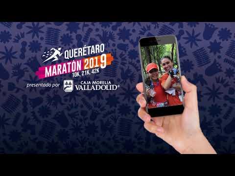 App Querétaro Maratón 2019