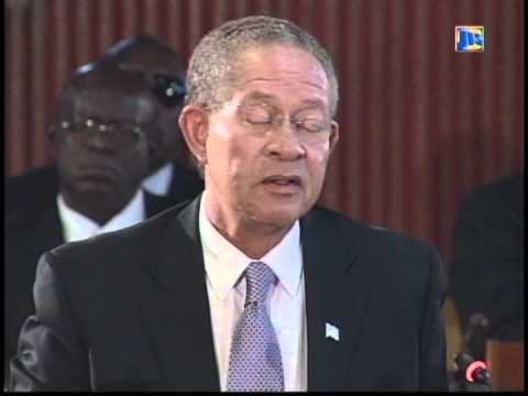 Bruce Golding takes the stand in West Kingston Enquiry | CEEN News | Feb 9, 2015